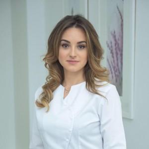 Cristina Botnari - internist cosmetolog