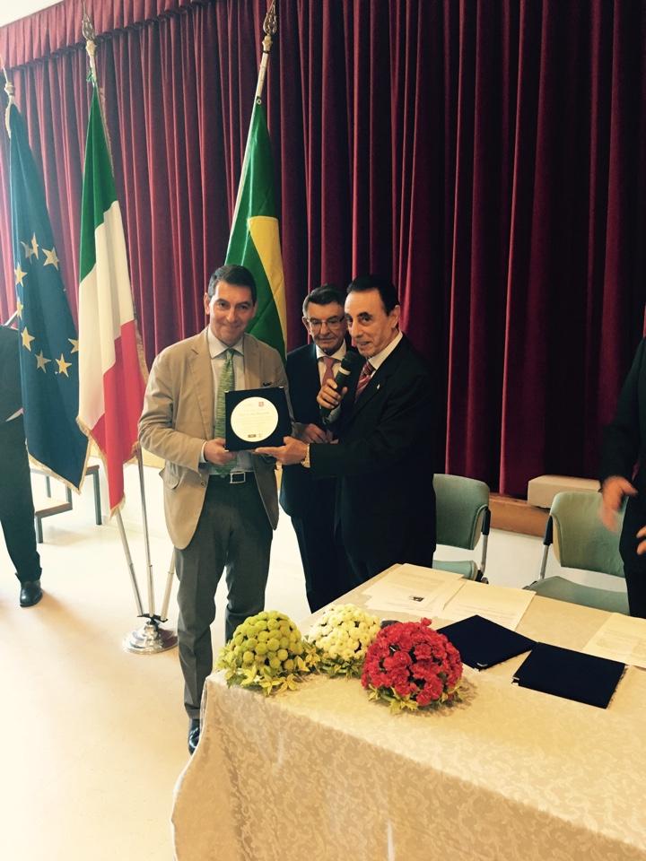 Gruaro premiata da Asib e PT Group Salute ospitalità gruarese 15