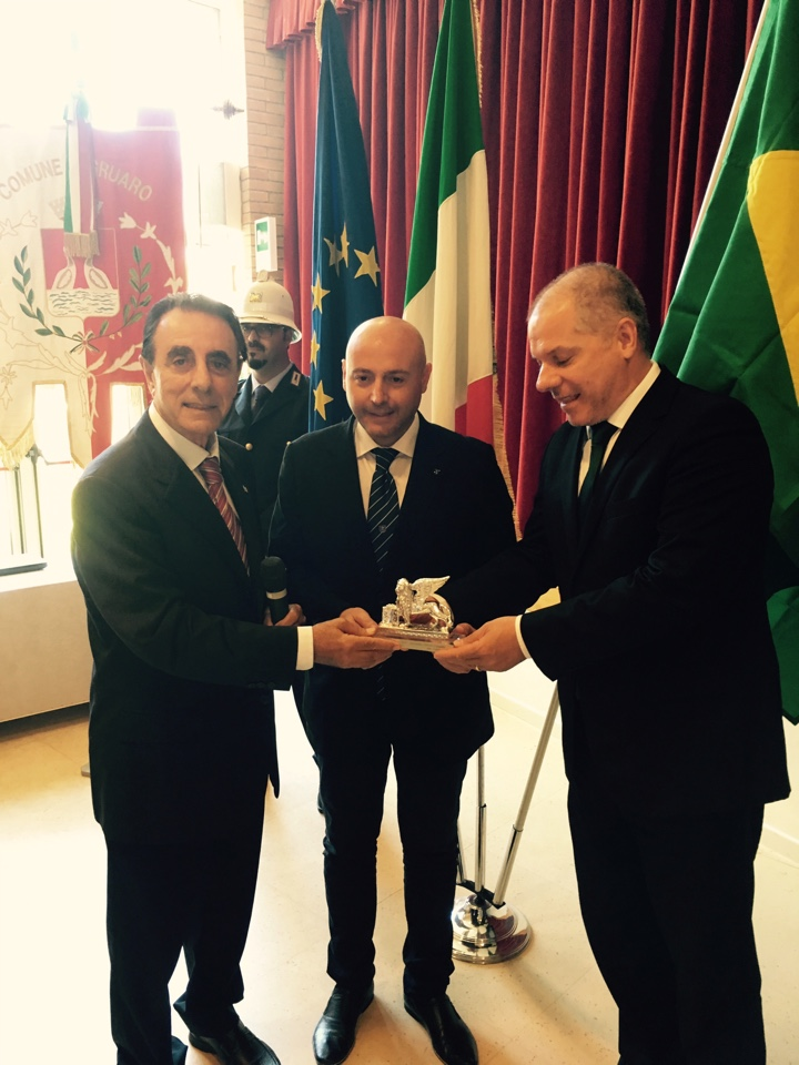 Gruaro premiata da Asib e PT Group Salute ospitalità gruarese 9